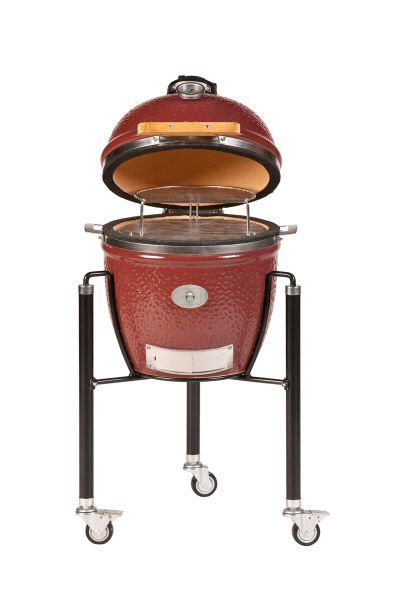 Monolith Grill Junior red / rot Set