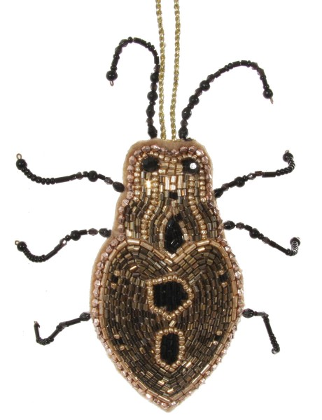 Weihnachten Shi BEAD INSECT Ornament