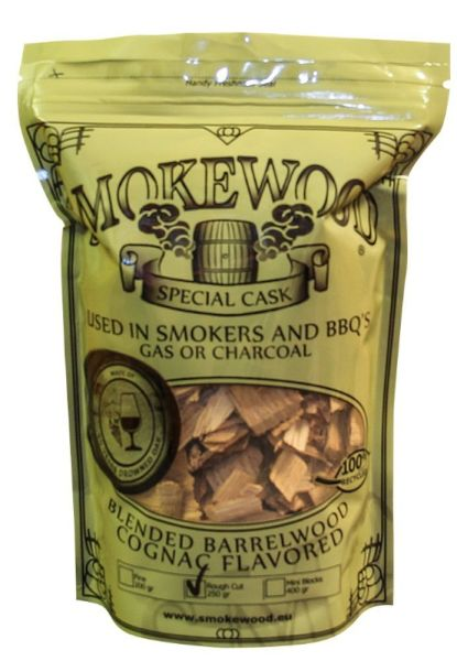 Smokewood Cognac Rough Cut 260g