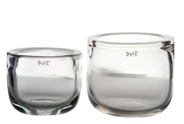 Dutz BOWL THICK CLEAR