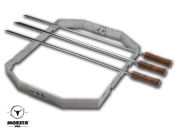 Churrasco' BBQ-Set für 57cm - Moesta